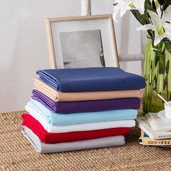 某当优品家纺 60支贡缎长绒棉纯色被罩160x210cm