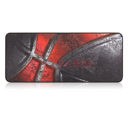 Rantopad镭拓  H5+电竞游戏桌垫包边锁边鼠标垫超大号加厚-球魂