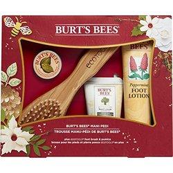 Burt's Bees 小蜜蜂 手足节日礼盒4件装 Prime会员凑单免费直邮含税到手¥111.72