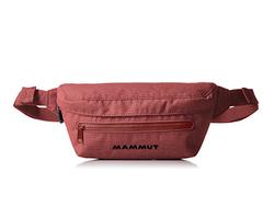 MAMMUT猛犸象中性时尚多功能防水腰包2520-00631熔岩红色2L