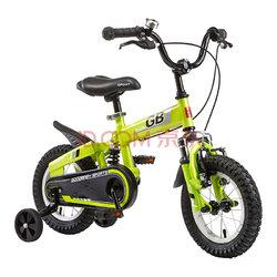 gb好孩子运动型越野车型 可调高度 儿童自行车山地车16寸 JB1671Q-P203G