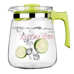 紫丁香 2L无铅耐热玻璃冷水壶加厚大容量果汁壶 *8件99.2元(合12.4元/件)