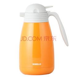 SIMELO印象京都系列全家保温壶1.5L(橙黄)