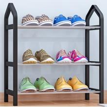 索尔诺简约简易鞋架多层家用收纳鞋柜简约现代组装防尘鞋架子【已结束】