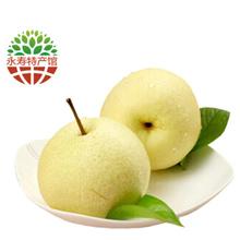 陕西咸阳酥梨5斤 单果约150-200g