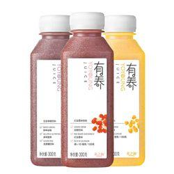 希之源 有养谷物饮料 300g*3瓶(红豆薏米+玉米+五谷杂粮)