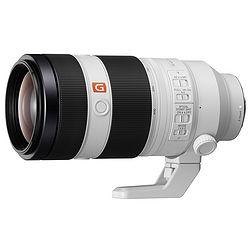 SONY 索尼 FE 100-400mm F4.5–5.6 GM OSS 变焦镜头