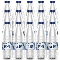 康师傅 优悦纯净水560ml*15瓶 整箱