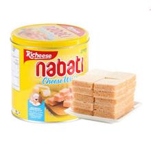 Richeese丽芝士 纳宝帝奶酪味威化饼干350g