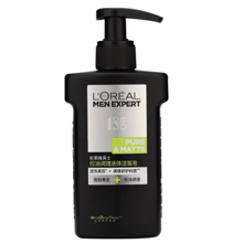 L'OREAL 欧莱雅 男士控油调理液体洁面皂 150ml