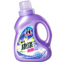 康涤 强效除菌洗衣液 1kg/瓶 【榄菊出品】