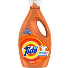 汰渍 全效360度洗衣液(洁雅百合)1.9kg/瓶