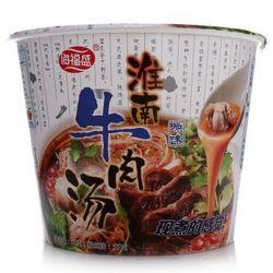 海福盛 淮南牛肉汤 95g【已结束】