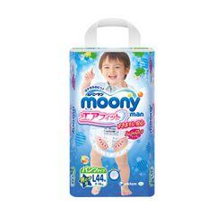 moony 尤妮佳 男婴用拉拉裤 L44片 *2件