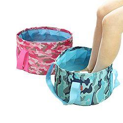 Naphele 奈菲乐 多用途便携折叠水盆 2件装