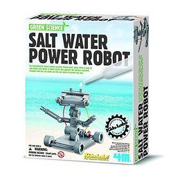 4M 盐水驱动机器人套装