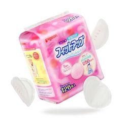 pigeon 贝亲 防溢乳垫 126片装  *3件