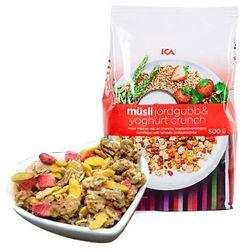 ICA 草莓酸奶麦片 500g *6件 +凑单品