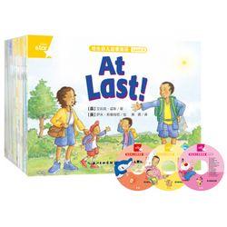 《培生幼儿启蒙英语:Level A+Level B》(含92册书+6张英文CD) +《BBC自然拼读·智趣启蒙幼儿英语大礼盒》(套装共5册)