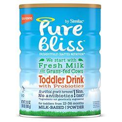 Similac 美国雅培 Pure Bliss Toddler 非转基因配方奶粉牛奶粉 2段 *2件