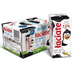 Laciate 兰雀 UHT牛奶 原味 200ml*12盒 *8件
