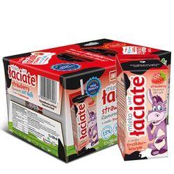 Laciate UHT牛奶 草莓味 200ml*12盒 *6件 +凑单品