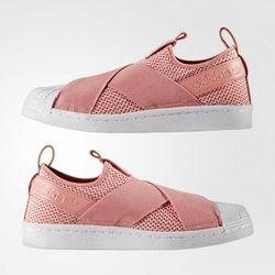 adidas 阿迪达斯 三叶草 SUPERSTAR系列 SLIP ON 女款运动鞋