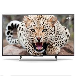 SONY 索尼 KD-49X7500E 49英寸 超窄铝边框 4K超清液晶电视【已结束】
