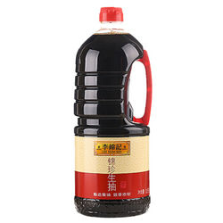 LEE KUM KEE 李锦记 锦珍 生抽 1.65L【已结束】