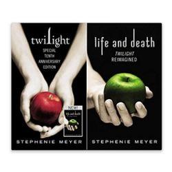 《Twilight Tenth Anniversary Edition 暮光之城十周年版》(英文精装原版)【已结束】