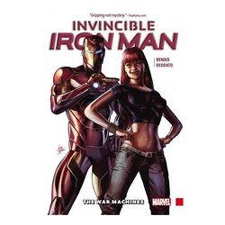 《Invincible Iron Man Vol. 2: The War Machines》【已结束】