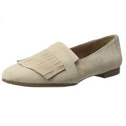 Tamaris 24200 女士真皮乐福休闲鞋