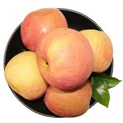 泉盛隆 原生态富士苹果 80号 5kg