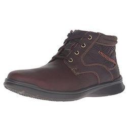 Clarks Cotrell Rise Chukka 男鞋