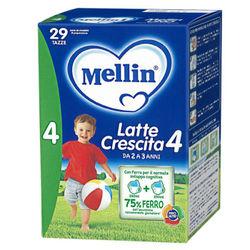 Mellin 美林 婴幼儿配方奶粉 4段 800g *3件
