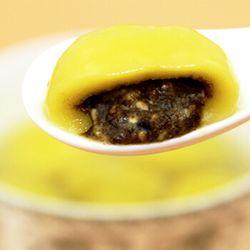 北京稻香村 黄米红糖核桃汤圆 290g*3件+龙凤 黑糯米芝麻汤圆 200g