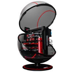 Blasoul 炽魂 WINBOT零号机 全景定制电脑主机(i9-7980XE、64GB、1T SSD+4T、TITAN Xp*2、水冷)