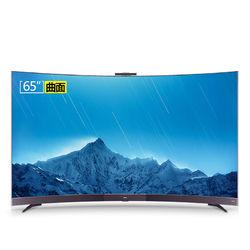 TCL 65A880C 65英寸4K曲面液晶电视