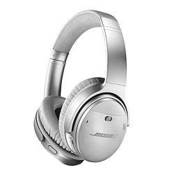 BOSE QuietComfort35 II 蓝牙无线降噪耳机 银色