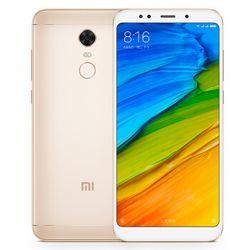小米 红米5 Plus 智能手机 金色 4GB 64GB【已结束】