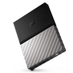 WD 西部数据 My Passport Ultra 4TB 2.5英寸 移动硬盘 WDBFKT0040BGY-CESN