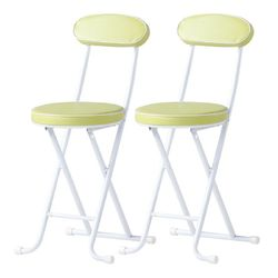 好事达 靠背可折叠餐椅 2个装