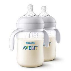 AVENT 新安怡 婴儿PA奶瓶 260ml*2个*2件+飞利浦 HX6231 电动牙刷*2件