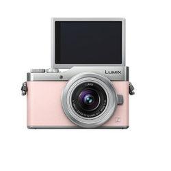 Panasonic 松下 Lumix DC-GF9 KGK-P微型单电套机 樱花粉(12-32mm)