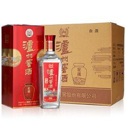 泸州老窖 窖酒 宏道 52度 500ml*6瓶
