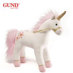 GUND Lilyrose 粉色鬃毛独角兽 毛绒玩具 *3件 +凑单品