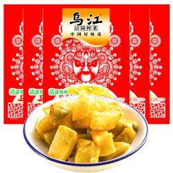乌江 涪陵脆口榨菜 150g*5袋