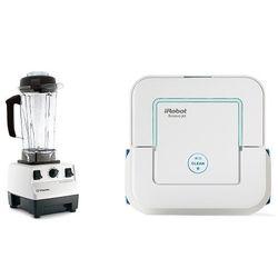 Vitamix 维他美仕 TNC5200系列 料理机+iRobot Braava Jet 241 拖地机器人