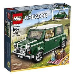 LEGO 乐高 创意系列 10242 Mini Cooper Mk VII +凑单品