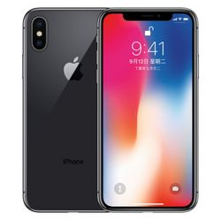 Apple iPhone X 智能手机 256GB